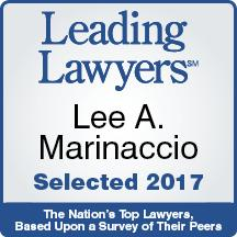 Lee Marinaccio Leading Lawyer