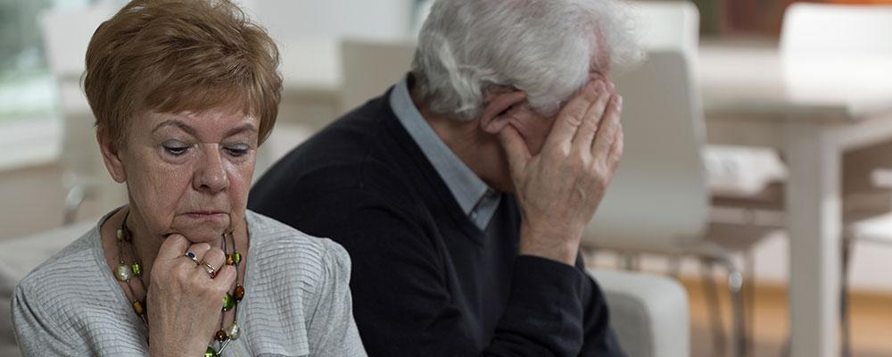 Divorce for Older Couples Lawyer